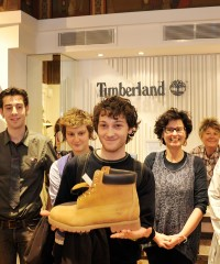 Premio Timberland Bologna - Evento organizzato da Silvia Veronesi & Co.